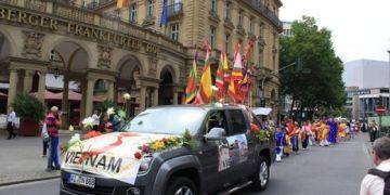 Người Việt tại Đức sinh sống tập trung ở đâu? Làm nghề gì?