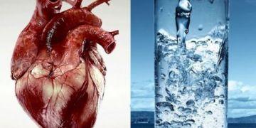 Cơn đau tim và nước