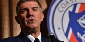 Tư lệnh Tuần duyên Mỹ: Trung Quốc nói một đằng làm một nẻo ở Biển Đông