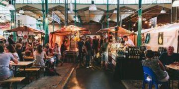 Đến với những khu chợ ẩm thực tuyệt nhất Berlin, Đức