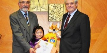Thanh Mai, một tài năng trẻ người Việt ở Đức