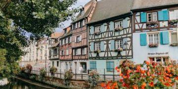 Du lịch Alsace – Điểm đến êm đềm giữa hai nước Đức – Pháp