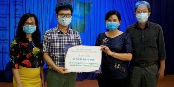 Gia đình Việt kiều Đức tặng hai phòng cách ly áp lực âm
