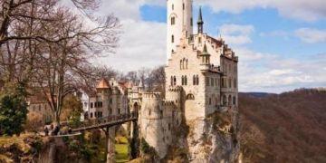 Chiêm ngưỡng 5 toà lâu đài đẹp nhất nước Đức
