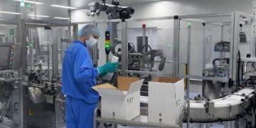 Đức đặt mua 94 triệu liều vắc-xin phòng COVID-19