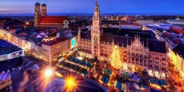 5 thành phố có mức sống đắt đỏ nhất nước Đức