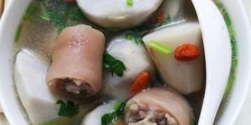 Không phải thịt cá: Món canh dân dã này mới thật sự bổ thận tráng dương, tốt cho xương khớp