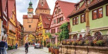 Ghé thăm Rothenburg, thị trấn lãng mạn nhất nước Đức