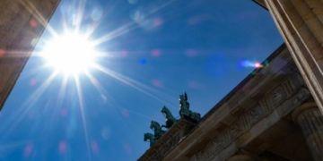 Thời tiết lên đến 26 độ vào cuối tuần ở Berlin và Brandenburg