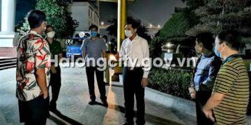Quảng Ninh phong tỏa nhiều địa điểm sau khi có ca dương tính với SARS-CoV-2