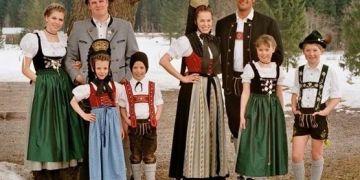 Những bí mật thú vị về trang phục truyền thống của người Đức