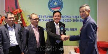 Hội Cựu chiến binh Việt Nam gắn kết trong cộng đồng người Việt ở Đức