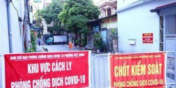 Covid-19 ở Hà Nội sáng 24/9: Không ghi nhận ca mắc mới, kế hoạch tiêm vaccine mũi 2